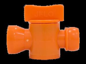 Оранжевый кран 4445